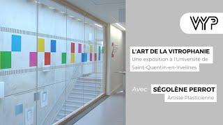 VYP Avec Ségoléne Perrot, Artiste Plasticienne.