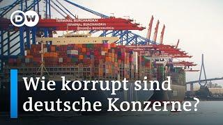 Schaut Deutschland bei Korruption zu sehr weg?   DW Nachrichten