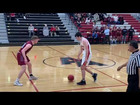 BRADY FORDE (33) 2019-2020 Highlights - Albuquerque Academy