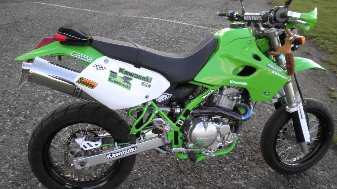 Kawasaki Klxr Review