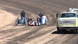 Roman-X   Chariot Racing  May 2011 Track Test