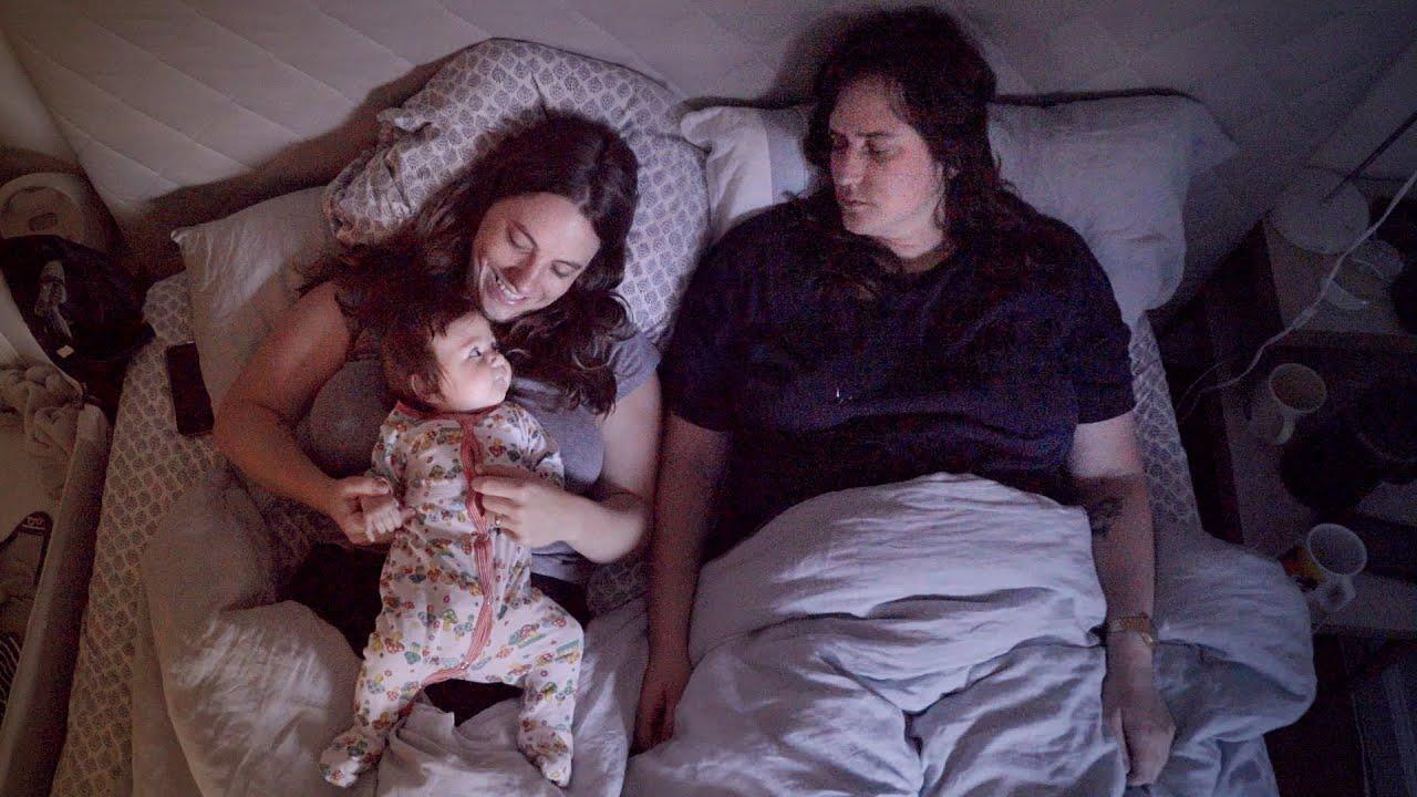 How New Parents Sleep | Cut