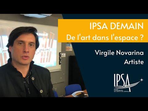 IPSA Demain - De lart dans lespace ?