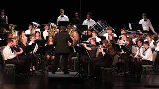 Wind Ensemble - Abram's Pursuit - David Holsinger