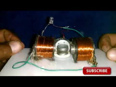 how to make a dynamo generator at home science experiments not free energy generator