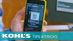 Is There Anything the Kohl's Wallet Can't Do? | Kohl's Pay | Kohl's
