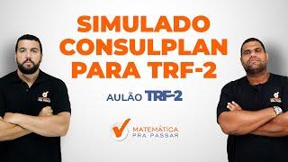 Neste simulado os professores Renato Oliveira e Marcos Antônio reso...