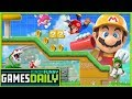Mario Maker 2 Direct Incoming - Kinda Funny Games Daily 05.14.19