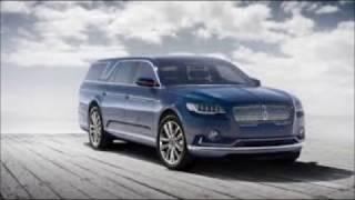 видео Новый Lincoln Navigator (2015-2016) - обзор, комплектации, характеристики Линкольн Навигатор 4