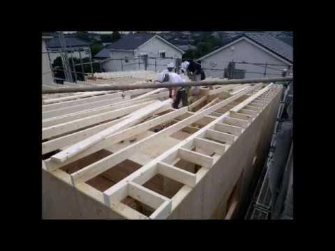 上から建ててる様子が見れる!?