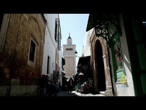 Historic Cafes: Tunis TUNISIA.