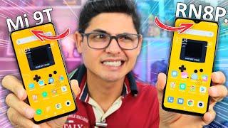 Redmi Note 8 Pro vs Xiaomi Mi 9T - QUAL COMPRAR? QUAL O MELHOR? COMPARATIVO!