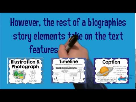 Elements of a Biography
