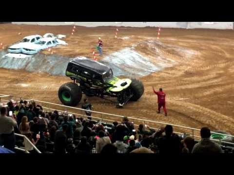 Bell County Monster Truck Expo 2017