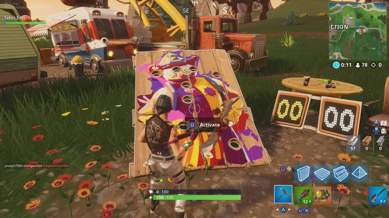 fortnite season 6 carnival board locations cdkeys