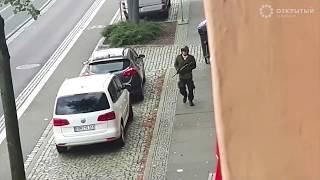 Теракт в Галле: двое погибших