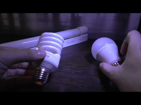 0 - Які лампочки краще — світлодіодні або енергозберігаючі?