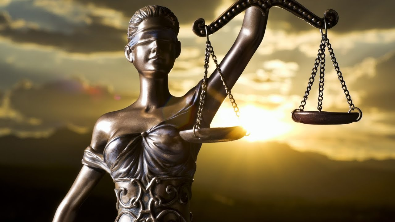 The Scales of Justice - YouTube