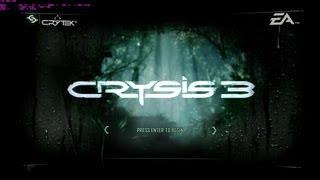 Présentation du multijoueur de Crysis 3 ! - Ce jeux est magique