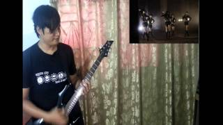 Greeting from Malaysia It's Drop C Tuning..I'm too lazy to tune bac...
