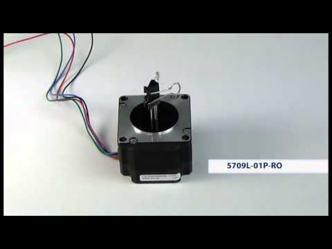 G5709 Whispertorque High Accuracy Stepper Motor Youtube