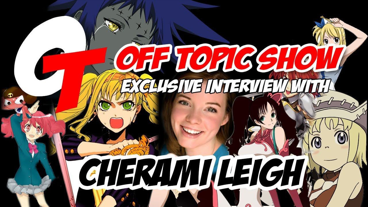 cherami leigh behind the voice actors