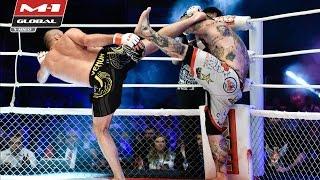 Best moments of M-1 Challenge 57: Marcin Tybura vs. Stephan Puetz, 2 May, Orenburg | Highlights