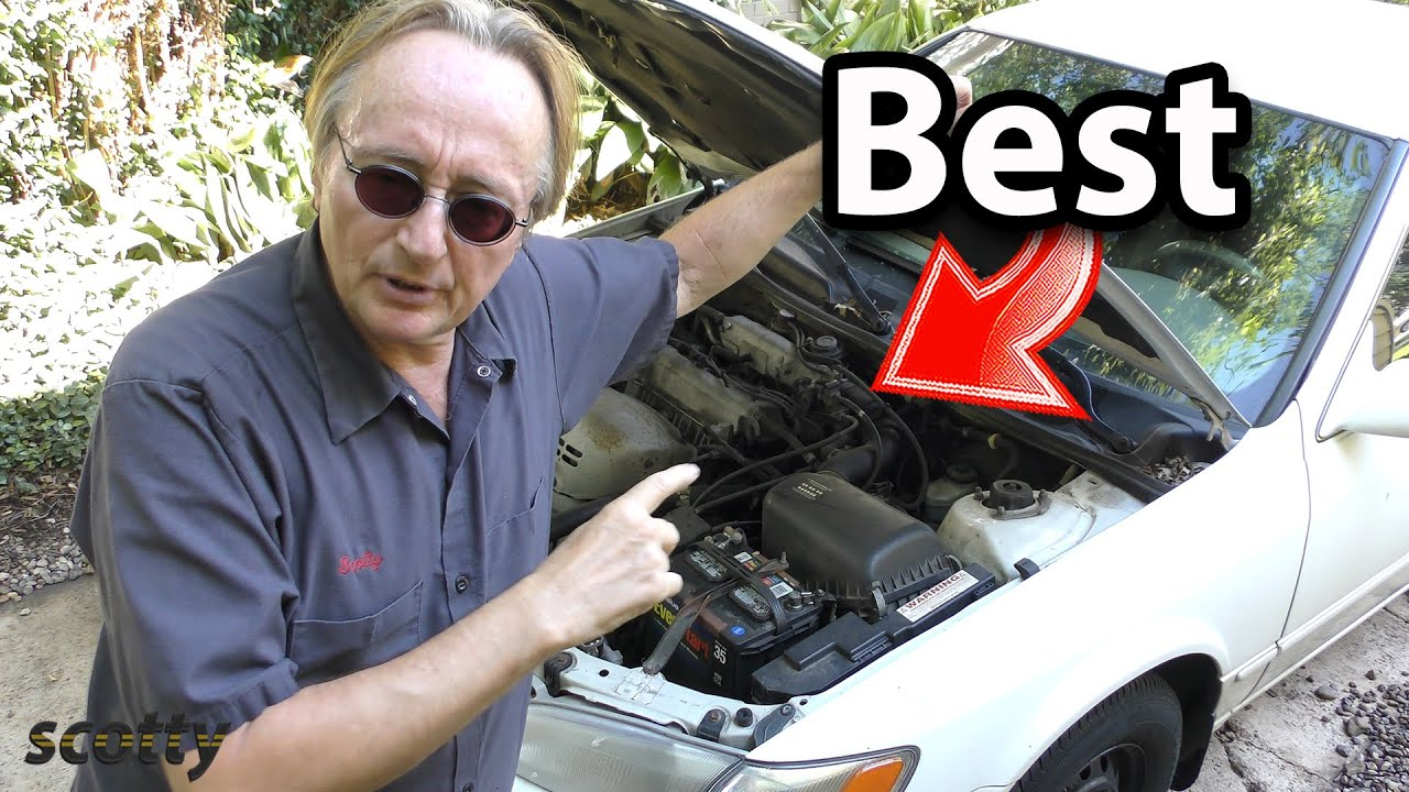 The Best Cheap Car Ever Made (You Can Get It For $1,000)