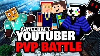 Fettes Youtuber 1on1 BATTLE! ✪ VS. GommeHD,Debitor,GLP & Stegi