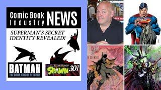 Comic News: Superman Reveals ID, Spawn #301, Miller's DKR