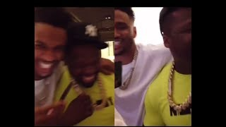50 CENT Airs Out Trey Songz For Taking 50 Bad Chicks To A Restaurant & Not Paying the Bill!!🤣😂