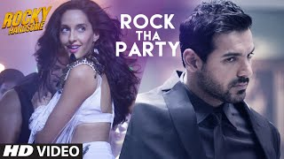 ROCK THA PARTY Video Song | ROCKY HANDSOME |John Abraham, Shruti Haasan, Nora Fatehi |BOMBAY ROCKERS(T-Series presents ROCK THA PARTY Video Song from upcoming movie ROCKY HANDSOME . This is the first song of the movie. The music, lyrics & voice , all ..., 2016-02-17T03:30:00.000Z)