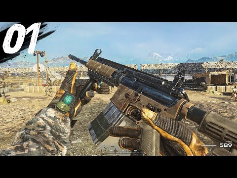 Modern Warfare 2 Remastered Campaign - IT LOOKS SO GOOD! - Part 1