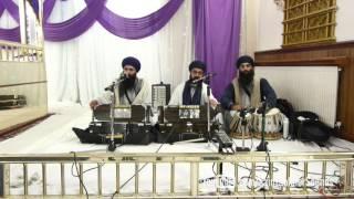 Bhai Sukhwinder Singh Ji - Aarti Aarta | Barsi Smagam Sant Kartar Singh Ji | 29-08-15 | UK