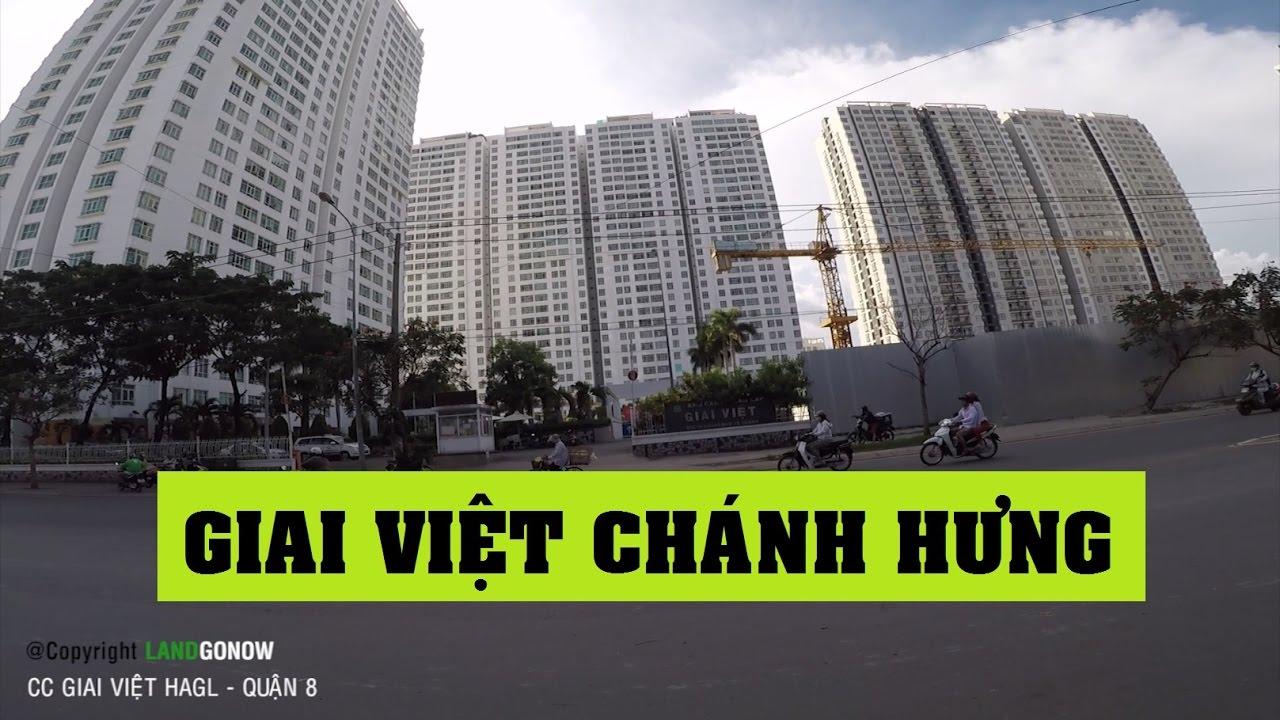 Chung cư Chánh Hưng Giai Việt-HAGL Tạ Quang Bửu, Quận 8 – Land Go Now ✔