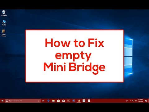 Mini Bridge Not Working In Photoshop Cs6 !!! Fix For Mini Bridge | Tricks For You 2019