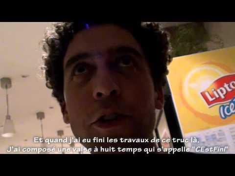 Duo Montanaro/Cavez - SousLePont - Carambal - Samedi 7 septembre 2013