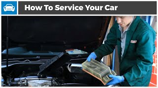 How to Service Your Car By MicksGarage.com