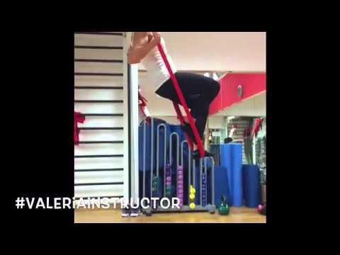Antigravity Yoga Advanced