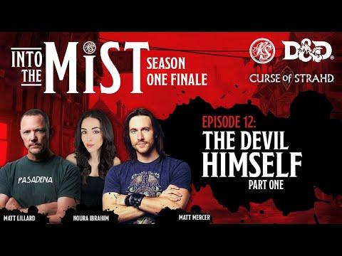 Episode 12 - Into the Mist: The Devil Himself - Pt. 1   RealmSmith #dndlivestream