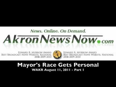 Akron Mayor