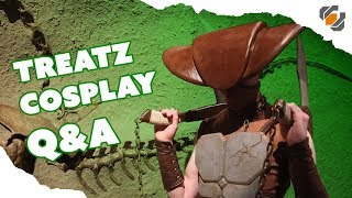 Prop: Live - Q&A with Treatz Cosplay - 5/9/2018