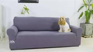 Deconovo Sofa Covers Installation