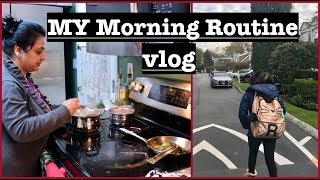 My Morning Breakfast & Lunch Box Preparation Routine | Morning Routine In A Productive Way