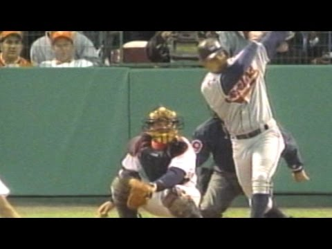 1998 ALDS Gm3: Manny smacks two homers vs. Red Sox