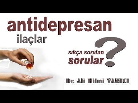 Antidepresan İlaçlar