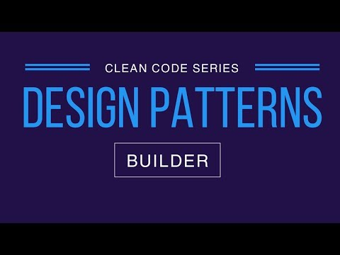 Builder Design Pattern | Implementation and Disadvantages | Clean Code Series