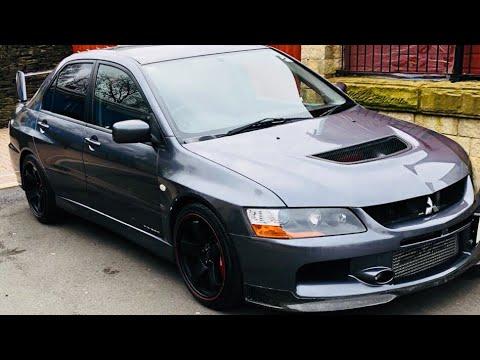 Mitsubishi Lancer Evolution Ix Mr Fq 360 By Hks Youtube