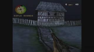 Medal of Honor Gameplay (PSOne)
