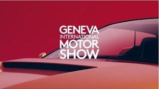 Salon de l'auto Genève 2016